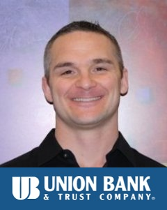 Chad Thies, Union Bank Trust