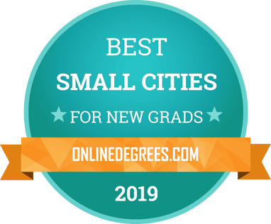 15 Best Small Cities for New College Grads 2019