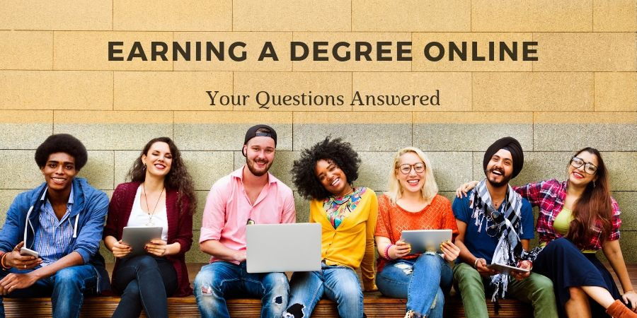 Earning-a-degree-online