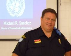 Online Criminal Justice Degree Holder: Mike Sanchez
